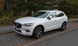 Volvo XC60 (2018) am Tag in Dortmund